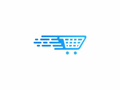 Online Water Store Logo Concept