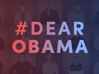 Dear Obama Cover Art