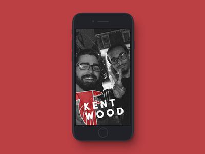 Kentwood Snapchat Filter