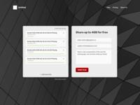 File Transfer App Concept