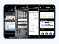 CITYROW GO Preview cardio rowing workout app athletic logo design branding ios ios app design active wellness fitness app ui design ux design