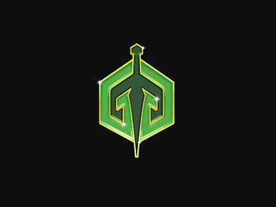 Gregarious Games Sketch game symbol gg mark logotype logo