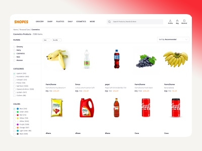 Shopes's Product Page product product page design strap simple amptus ui homepage shop sharma sumit sumit sharma shopes