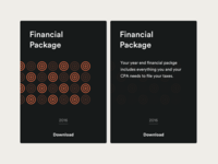 Financial Package