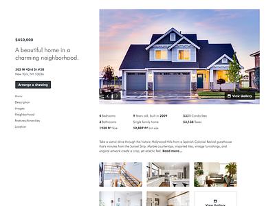 Property Listing real estate agent realtor real estate property