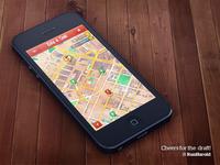 Bike & Seek –A location based cycling game