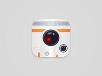 Daily UI #005 BB-8 App Icon