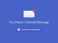 Unread Message