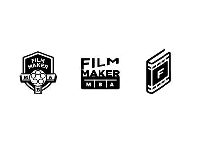 Film Logos comps video movie film logos