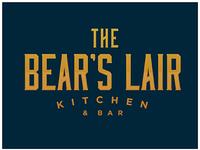 The Bear's Lair Logo