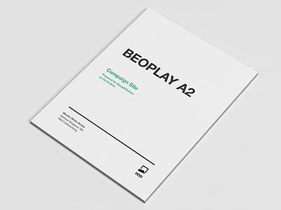 Default proposal cover pdf print front page document