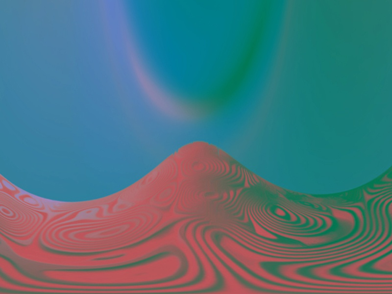 Occult - 003 experiments colors abstract noise visual c4d glitch after effects motion
