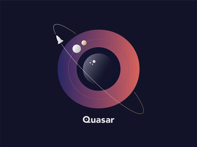 Quasar Space Travel