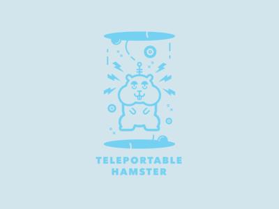 Teleportable Hamster
