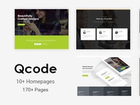Qcode - Responsive MultiPurpose Joomla Business Theme