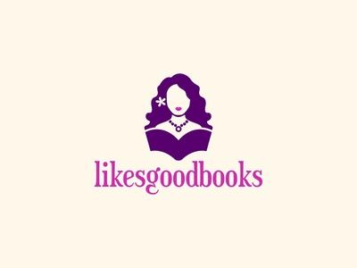 Likes Good Books Blog Logo