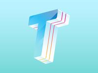 36 days of type - T