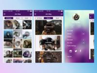 Social App for iOS