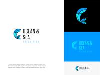 Ocean & Sea Brand Logo