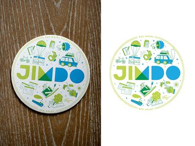 Jimdo Beer Coaster