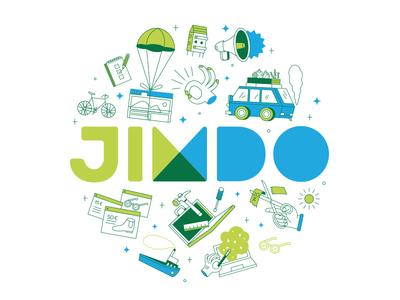 Jimdo Merchandise