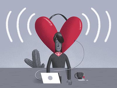 Favorite Podcasts 8days blog jimdo tea cactus listening podcast work laptop desk earphones love