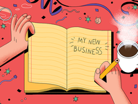 New Year's Resolution - Start your business
