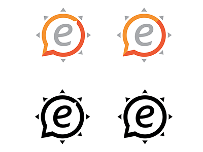 Narrowing down logo location chat