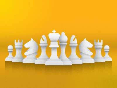Chess queen king bishop castle rook pawn chess textures texture vector