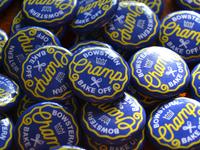 Bake Off Champ Pins
