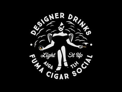 AIGA Tallahassee September Designer Drinks
