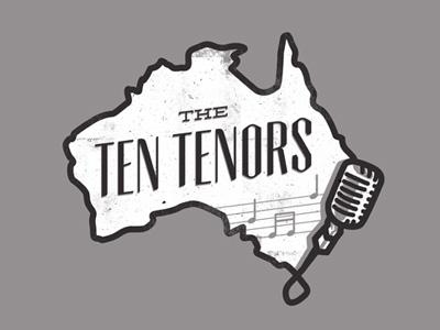 Ten tenors australia shirt