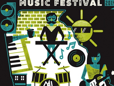 Savannah stopover music fest detail