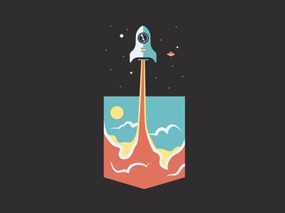 Pocket rocket drib