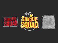 Suicide Squad Logo Graphics