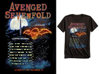 Avenged Sevenfold Capitol Records