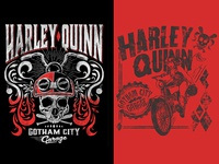 Gotham City Garage Harley Quinn