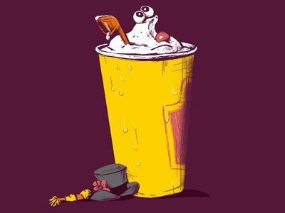 Frosty dribb