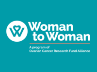 OCRFA's Woman to Woman Logo