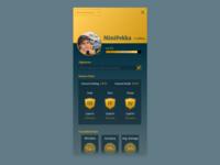 Daily UI #006 — User Profile