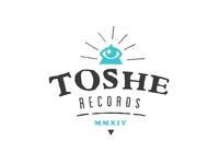 TOSHE Records label