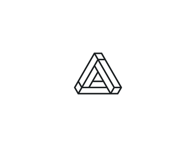 Simetrica mark penrose logo symmetrical