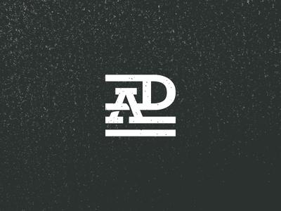 Personal Mark 2017 logo monogram letter ad mark