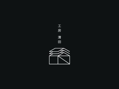 Taller Kiyota — Marks & Branding icon line architect japanese logo mark