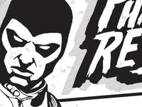 The Phantom's Revenge Ticket