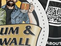 Stewbum & Stonewall Coasters