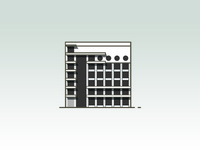 Izvestia Building Icon