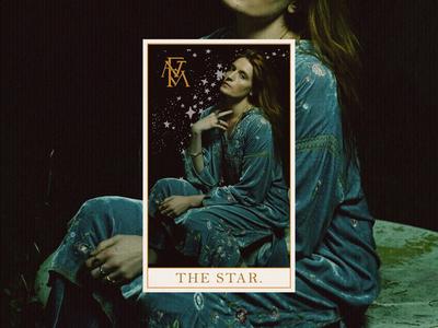 Flo Tarot -- The Star