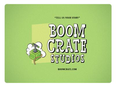 Boom Crate Ad