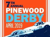 Pinewood Derby Ad